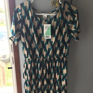 Large Windsor dress from Piphany.